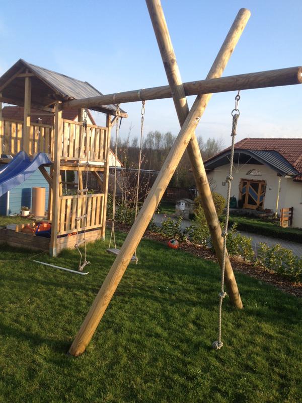 Kinderschaukel Holz Selber Bauen : schaukel selber bauen unsere bauanleitung ~ Markanthonyermac.com Haus und Dekorationen