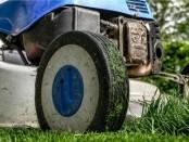 Rasenmaehermesser selber schärfen