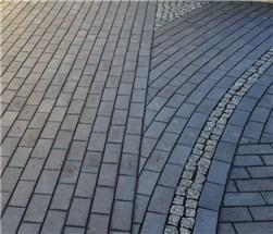 Pflasterklinker Muster