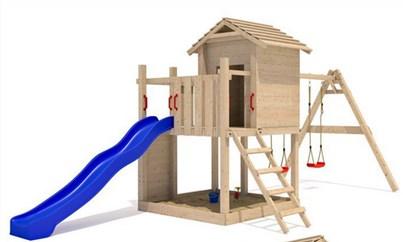 spielhaus holz mit rutsche cheap spielhaus holz bausatz ist neue welt fr unsere kinder und. Black Bedroom Furniture Sets. Home Design Ideas