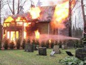 Hausbrand verhindern