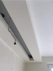 LED Spots einbauen
